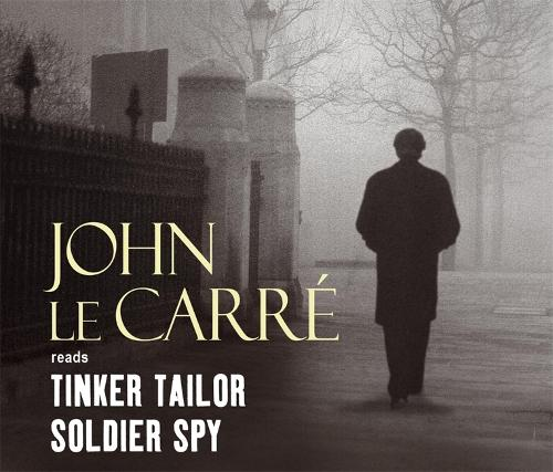 Tinker Tailor Soldier Spy (CD-Audio)