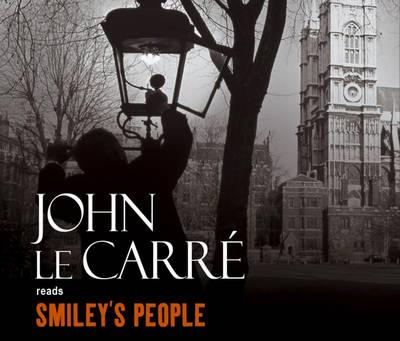 Smiley's People (CD-Audio)