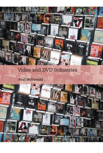 Video and DVD Industries - International Screen Industries (Hardback)