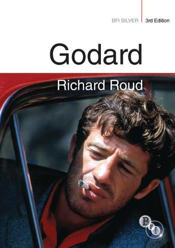Godard - BFI Silver (Hardback)