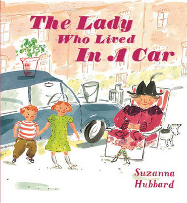 Lady Who Lived in a Car (Paperback)