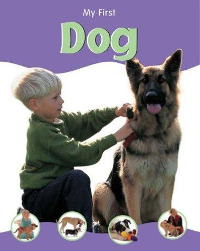 MY FIRST DOG (Paperback)