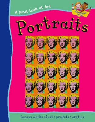 A FIRST LOOK AT ART PORTRAITS (Paperback)