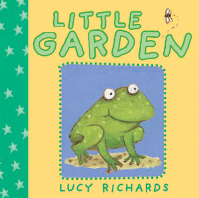 Little Garden (Board book)