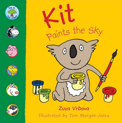 Kit Paints the Sky - Top of the Class S. (Paperback)