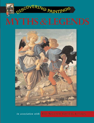 DISCOVER PAINTINGS MYTHS LEGENDS (Paperback)