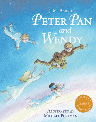Peter Pan and Wendy (Paperback)