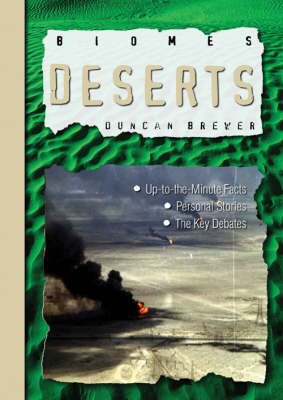 Deserts - Biomes (Paperback)