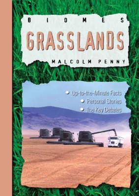BIOMES GRASSLANDS (Paperback)