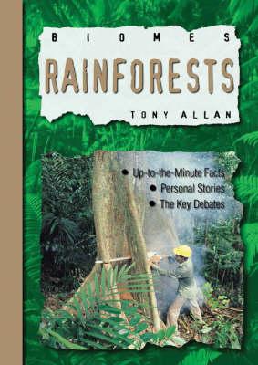 Rainforests - Biomes (Paperback)