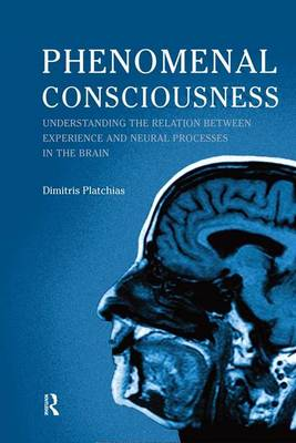 Phenomenal Consciousness: Understanding the Relation Between Experience and Neural Processes in the Brain (Hardback)
