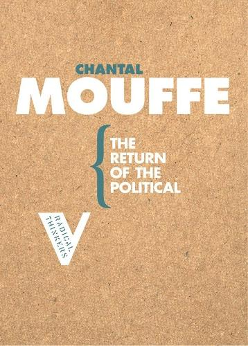 The Return of the Political (Paperback)