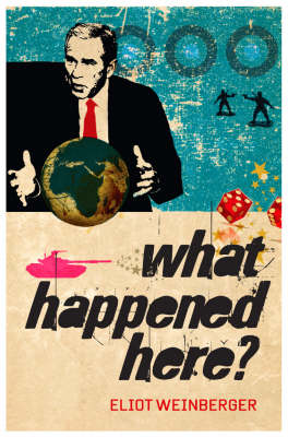 What Happened Here: Bush Chronicles (Paperback)
