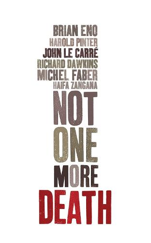 Not One More Death (Paperback)
