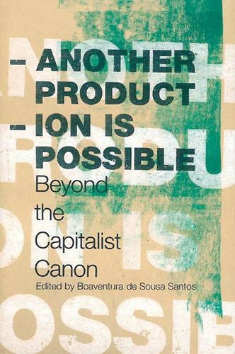Another Production is Possible (Paperback)