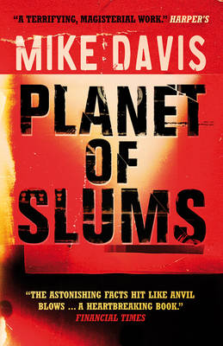 Planet of Slums (Paperback)