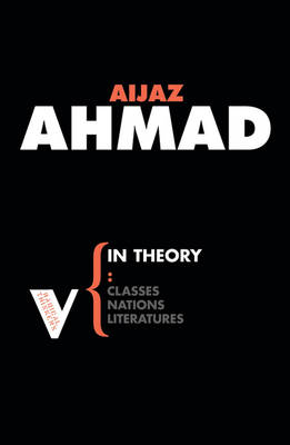 In Theory: Nations, Classes, Literatures - Radical Thinkers Set 3 (Paperback)