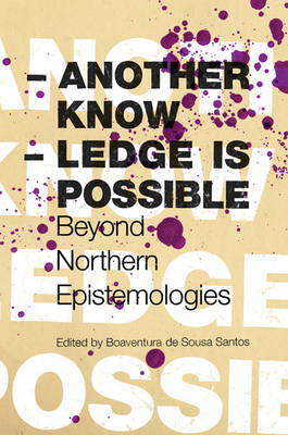 Another Knowledge is Possible (Paperback)