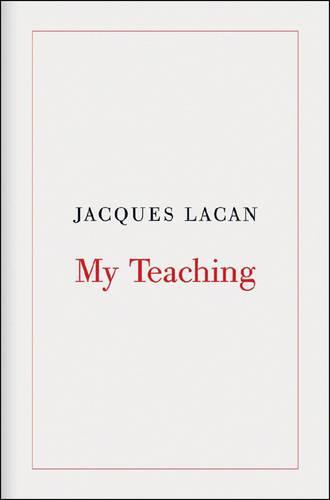 My Teaching (Paperback)