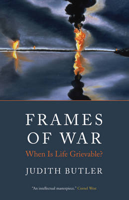 Frames of War: When is Life Grievable? (Paperback)