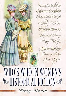 Who's Who in Women's Fiction (Paperback)