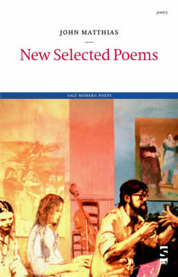 New Selected Poems: 1963-2003 (Paperback)