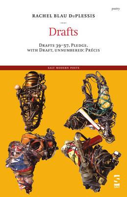 Drafts: Drafts 39-57, Pledge, with Draft, unnumbered: Precis - Salt Modern Poets (Paperback)