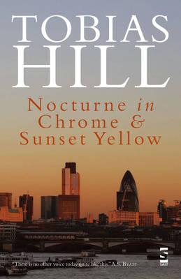 Nocturne in Chrome & Sunset Yellow - Salt Modern Poets (Paperback)