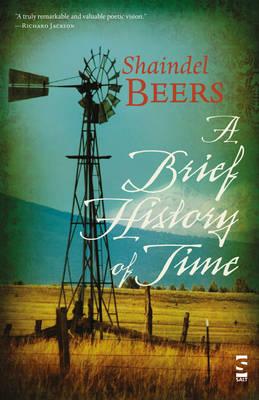 A Brief History of Time - Salt Modern Poets (Paperback)