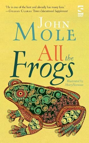 All the Frogs - Children's Poetry Library (Paperback)