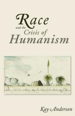 Race and the Crisis of Humanism (Hardback)