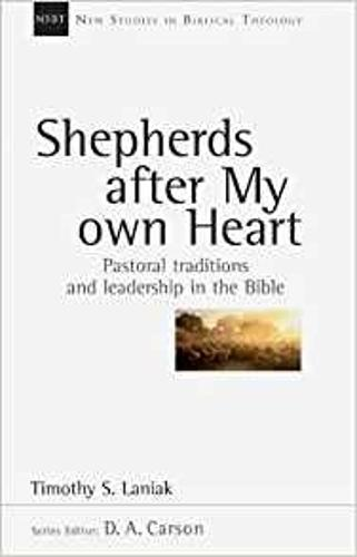 Shepherds After My Own Heart: Pastoral Traditions and Leadership in the Bible - New Studies in Biblical Theology (Paperback)