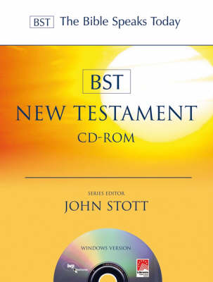 BST New Testament - The Bible Speaks Today (CD-ROM)