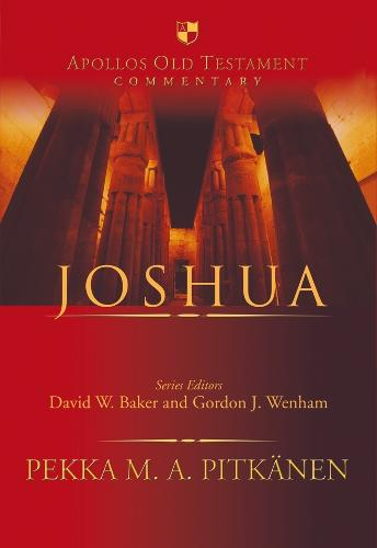 Joshua - Apollos Old Testament Commentary No. 6 (Hardback)