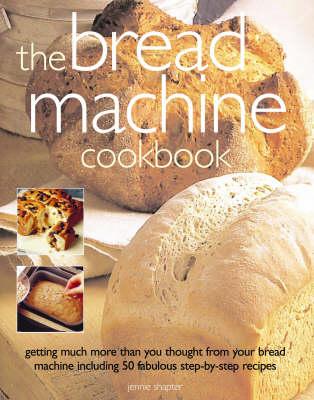 The Bread Machine Cookbook (Paperback)