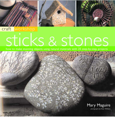 Sticks and Stones - Craft Workshop (Paperback)