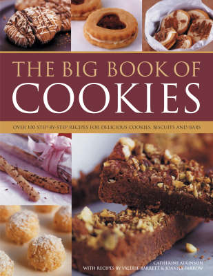 The Big Book of Cookies (Paperback)