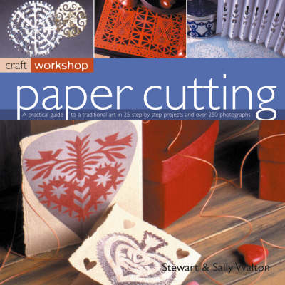 Paper Cutting - Craft Workshop (Paperback)