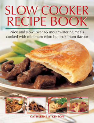 Slow Cooker Recipe Book (Paperback)