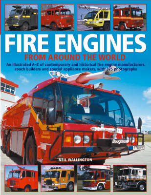 Fire Engines from Around the World (Paperback)