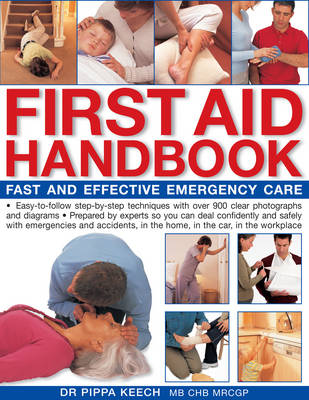 First Aid Handbook (Paperback)