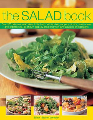 Salad Book (Paperback)