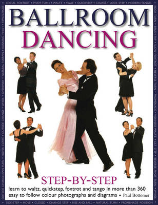 Ballroom Dancing: Step-by-step (Paperback)