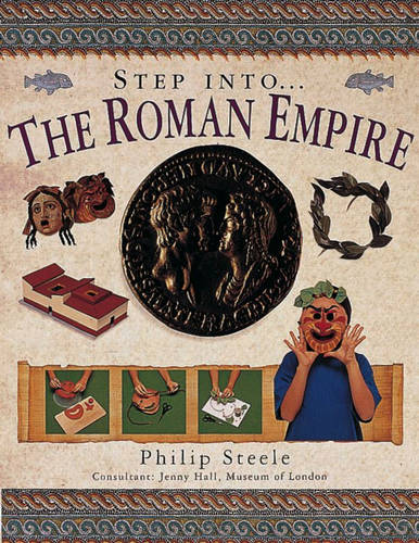 Step into the Roman Empire (Paperback)