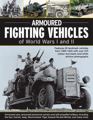 Armoured Fighting Vehicles of World Wars 1 and 2 (Paperback)