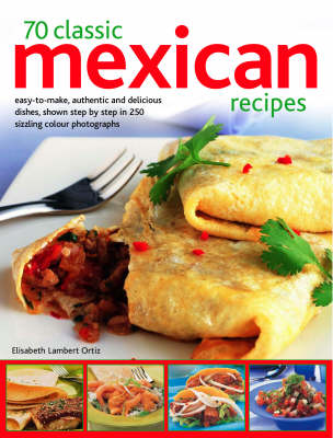 70 Classic Mexican Recipes (Paperback)