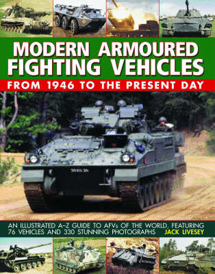 Modern Armoured Fighting Vehicles (Paperback)