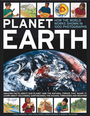 Planet Earth: How the World Works, Shown in 1000 Photographs (Paperback)