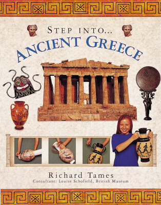Step Into Ancient Greece (Paperback)