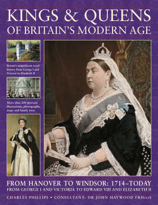 Kings and Queens of Britain's Modern Age (Paperback)